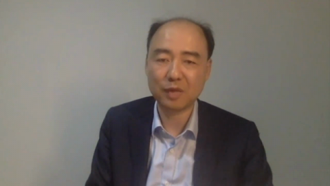 """Global Environmental Expert Ma Jun: """"Market-based Solutions Are the Best Way to Balance Economic Recovery and Climate Action."""""""