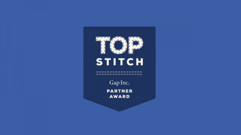 Gap Inc. Honors UPS With Inaugural Top Stitch Award for Support in Serving Customers, Donates $100K to Good360