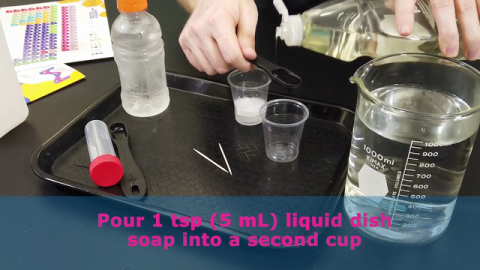 MilliporeSigma's Curiosity Labs at Home: Wind Your Way Around Your Own DNA