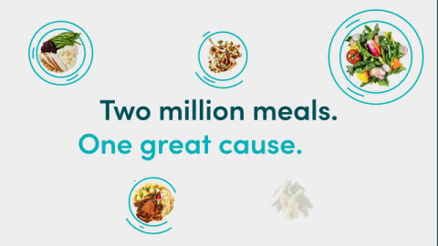 CIT Launches Two Million Meals Campaign to Fight Hunger