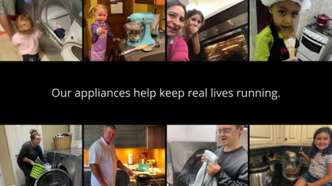 New Whirlpool Corporation research uncovers shift in life at home during 2020