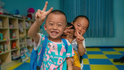Reuniting Families in China