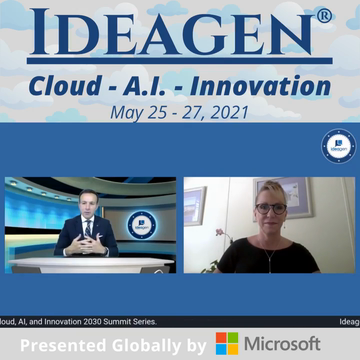 Ideagen TV Presents the World Wide Release of Ideagen's Cloud, AI and Innovation Summit Series Presented Globally by Microsoft