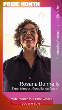 Rockwell Automation's LGBTQ+ Employees and Allies Celebrate Pride Month