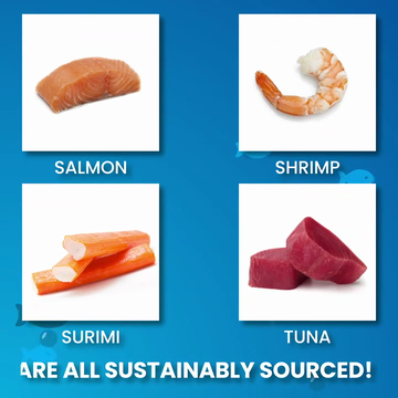 Albertsons Companies Meets Goal to Responsibly Sourced Sushi Ahead of Schedule