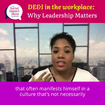 Modern Strategies to Promote Diversity, Equity and Inclusion in Today's Workplace
