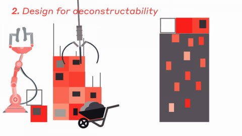 Blank Canvas: Can We Make a Totally Recyclable Building?