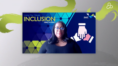 Inclusion: SAIC is Embracing Differences