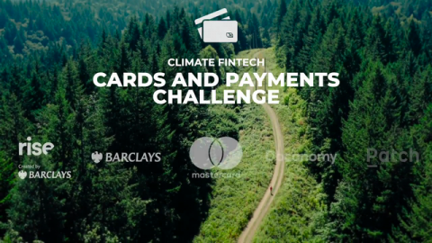 New Energy Nexus Launches First-ever Climate Fintech Cards & Payments Challenge, in Partnership With Barclays, Mastercard, Doconomy and Patch