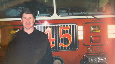 9/11 Remembrance: A Firefighter's Oath, a Daughter's Story