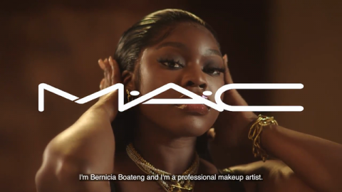 M·A·C Cosmetics and Lammas Park Team up to Champion Black British Talent for Channel 4's Black to Front Campaign
