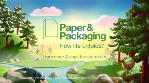 International Paper Supports a Renewable Future and P+PB's New Initiative