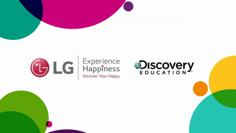 LG and Discovery Education Teach Youth How to Practice Happiness