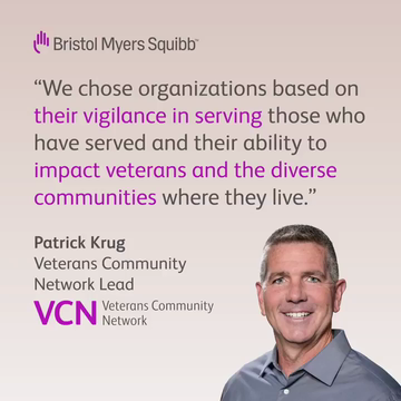 Bristol Myers Squibb Matches Employee-led Donations to Community