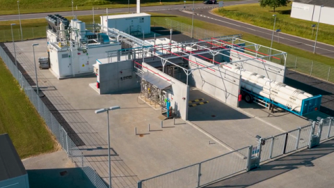 Video Highlights Electrolyzers' Potential to Address World's Climate Challenges