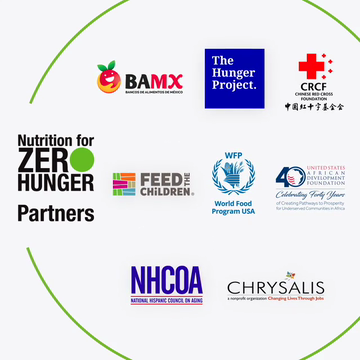 """Herbalife Nutrition Honors Partners Who Are Helping End World Hunger Through """"Nutrition for Zero Hunger"""" Initiative"""
