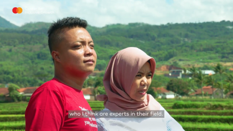 In Indonesia, Mentors Are Helping Turn Entrepreneurial Spirit Into Business Success