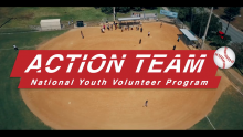 Action Team National Youth Volunteer Program Unveils New TV PSA During MLB All-Star Game on Fox