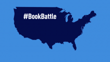 Where Should JetBlue Donate Books Next Year? Vote Now in the Online #BookBattle