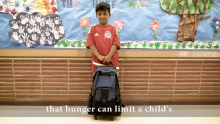 Hunger Is Spotlight: Northern Illinois Food Bank Fights Childhood Hunger