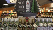 Bacardi and Idaho State Liquor Board Team Up With American Forests to Plant Trees