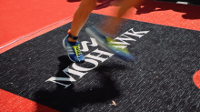 VIDEO | Mohawk Makes the Finish Line at IRONMAN® 70.3® World Championship