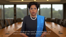 PepsiCo Chairman and CEO Indra Nooyi: Our Sustainability Journey