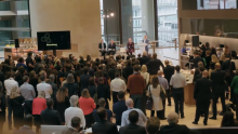 Bloomberg London Building Opening Highlights: Video & News Round Up