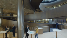 Video: Bloomberg Unveils New European Headquarters in the City of London