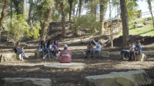 Duke Energy, YMCA of Greenville Team Up to Build Outdoor Classroom