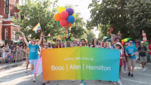 Booz Allen Hamilton Again Scores 100% on HRC's Corporate Equality Index