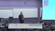 VIDEO: Andy Hoffman, Erb Institute   Business for Sustainability on Profit, Regs, and Rep: Why Companies Reduce Their Footprint