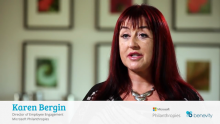 Microsoft's World-Class Approach to Employee Engagement
