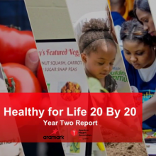 Healthy for Life® 20 By 20 Year Two Report