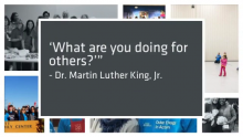 Duke Energy Volunteers Celebrate MLK Day with Day of Service