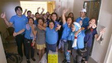 VIDEO | Marina Bay Sands Team Members Take Part in Groceries with Love
