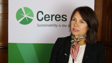WATCH: Catherine Gunsbury, General Mills, Director of Sustainability and Transparency