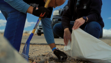 Republic Services Volunteers Clear 22.06 Tons of Trash in Mint 400 Race Cleanup