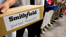 """Smithfield Foods Donates 42,000 Pounds of Protein in New Orleans, Releases New """"Helping Hungry Homes"""" Video"""