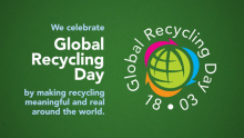 Showing Our Support for Global Recycling Day on March 18th