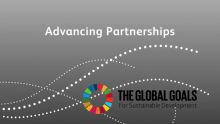 Using the Power of Partnerships to Support Global Goal 5: Gender Equality