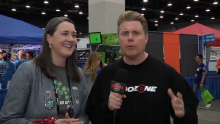 RoboZone TV | Consumers Energy CEO Patti Poppe on FIRST Championship Detroit