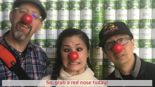 Red Nose Day VIDEO | Alliance Data Is Committed to Ending Child Poverty