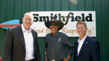 Smithfield Foods and Victory Junction Unveil New Indoor Archery Facility