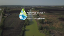 VIDEO   International Water Prize Competitors Complete Cold-Climate Testing in Race to Solve Algal Bloom Crisis