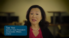 Cisco VIDEO | Global Problem Solving Is Part of Our Culture