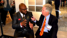 VIDEO | George Bandy, VP Sustainability Mohawk Group, on Marketing Strategy