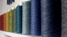 Behind the Scenes VIDEO | Heathered Hues Sustainable Yarn System from Mohawk Group