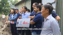 Avery Dennison Makes CSR Investment in Southeast Asia