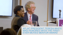 VIDEO | New York Moves Magazine and Aflac